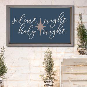1051 Silent Night Holy Night