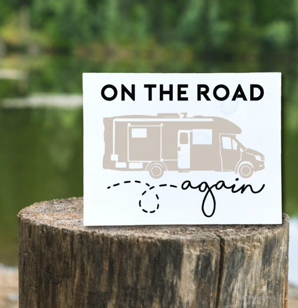 4042 RV on the Road Again